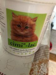 Katzenaufzuchtmilch