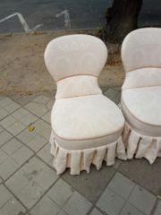 zwei Beistell Sessel Flur oder