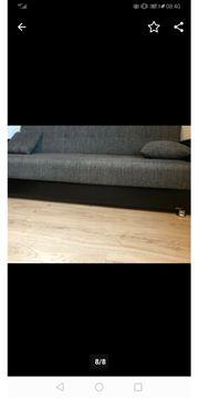 Sofa und Gästebett