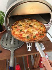 Neuer Pizza-Ofen