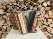 Steirische Harmonika Natur Waidlerland Olive