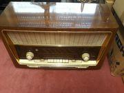 Radio aus den 50zieger jahren