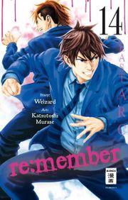 Suche Re Remember 14 Manga