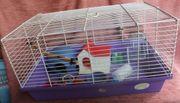 Mäusekäfig Kleintierkäfig Hamsterkäfig Nagerkäfig mit