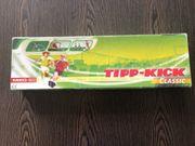 Tipp-Kick Classic mit Netztoren Fußball