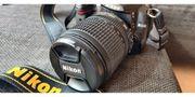 Nikon D5000 AF-S Nikkor 18-105