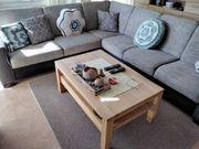 Polsterecke-Couch-Sitzgarnitur-Eckcouch-Sofa- gebraucht