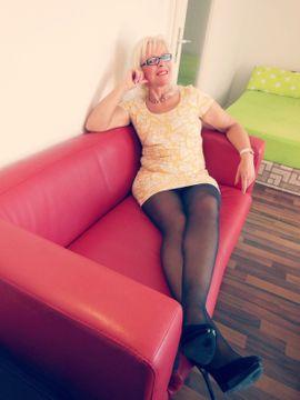 Escort-Damen - Sexy Diana reife 55 Jahre