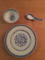 Chinesisches Geschirr Porzellan