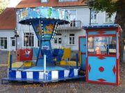 Kettenflieger Kettenkarussell Schützenfest Dorffest Veranstaltung