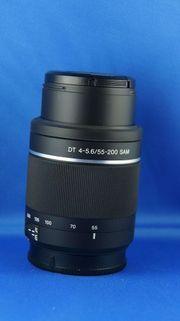 Sony DT 4-5 6 55-200