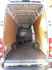 Umzug Kleintransport Iveco Daily nur