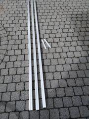 Schienen PV Photovoltaik und Verbinder