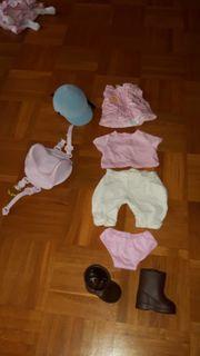 Baby Born Reiter-Set