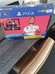 playstation 4 slim mit fifa