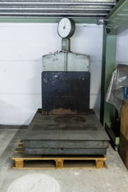 Bizerba Industriewaage 25 kg bis