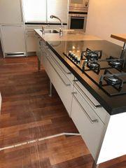 Bulthaup Küche mit Insel und