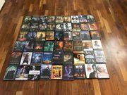 DVD Sammlung 54 Stück