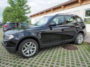 BMW X3 3 0d Österreich-Paket
