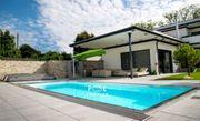 Ihr eigener Swimmingpool im Garten -