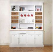 Buttlers Campagne BuffetSchrank 2-TLG