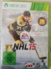 Xbox Spiel NHL Legacy Edition