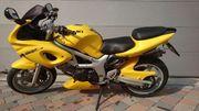 Verkaufe Suzuki SV650S