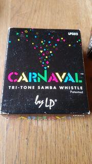 Tri-Tone Samba Whistle