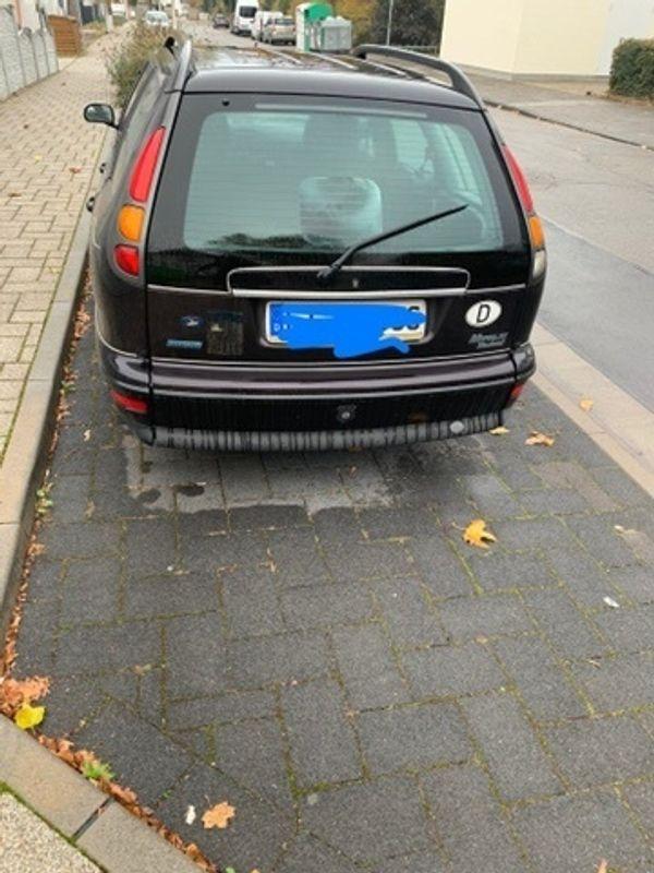 verkaufe Fiat