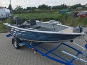 Aluboot Angelboot Brema Boot Motorboot