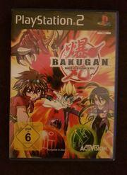 PS 2 - Spiel BAKUGAN - Battle