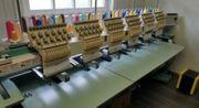 Stickmaschine Embroidery Maschine Tajima TMFX-C1206