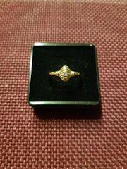 ring gold375