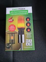 LED-Flamenlampe