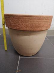 Keramiktopf für Aussen