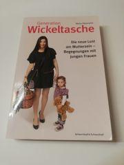 Buch Generation Wickeltasche
