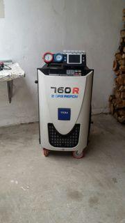 Kfz-Klimaservicegerät Texa 760R für 134a