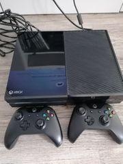 Verkaufe Xbox One mit Spiele