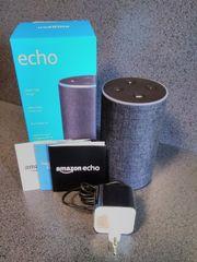 Amazon Echo 2 Generation Anthrazit
