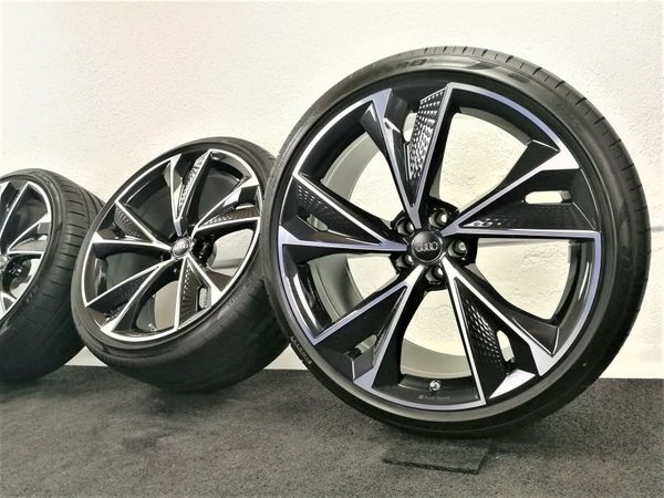 Audi RS6 Avant RS7 4K