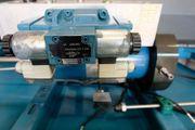 Böhler Hochdruckpumpe zum Wasserstrahlschneiden Hydraulikpumpe