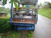 Planwagen zu verkaufen