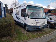 Wohnmobil Niesmann Bischoff Arto 59B