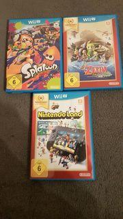 Großes Wii U Paket