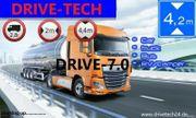GPS Navigationssysteme Navi Drive-7 0