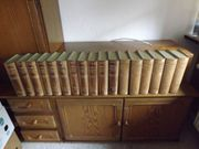 17 teiliger Brockhaus Konversationslexikon Enzyklopädie
