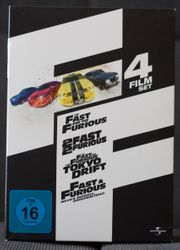 Fast and Furious DVD Box