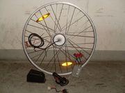 Verkaufe Vorderrad mit Motor 28