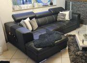 Ecksofa -couch