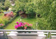 Gemütliche 2 Zimmerwohnung mit Panorama-Gartenblick